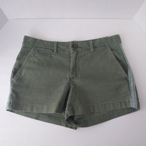 Old Navy Olive Green Summer Shorts Size 00